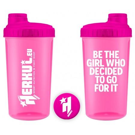 Herkul - Shaker 700ml Pink