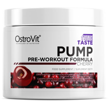 Ostrovit – Pump Pre-Workout...