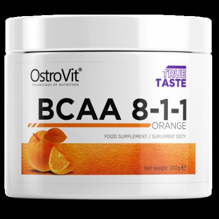 OstroVit - BCAA 8:1:1 200 g