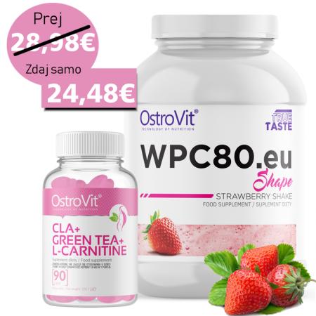 Ostrovit - WPC 80 Shape...