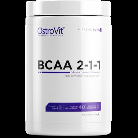 OstroVit - BCAA 2:1:1 400 g