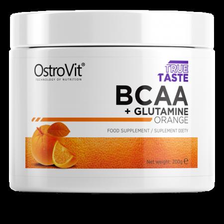 Ostrovit - BCAA + glutamin...