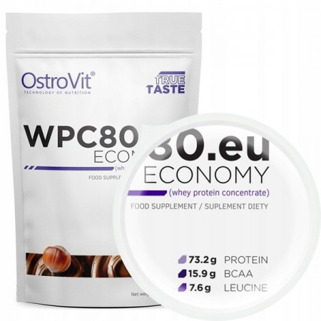 Ostrovit - WPC80 Economy 700g