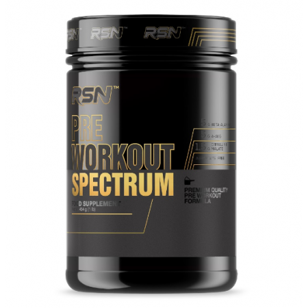 RSN - PreWorkout - SPECTRUM...