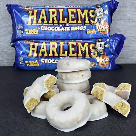 Max Protein - Harlems White...