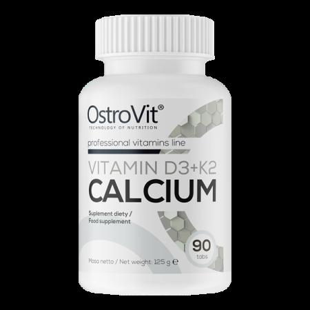 Ostrovit - Calcium +D3+K2 -...