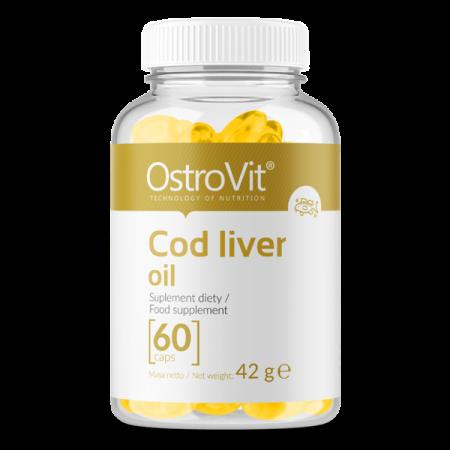 OstroVit - Cod liver oil...