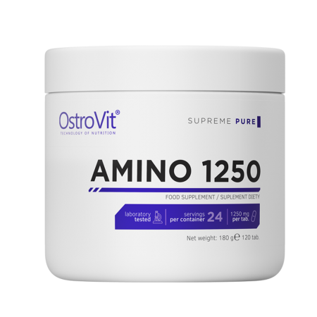Ostrovit - Amino 1250 (120...