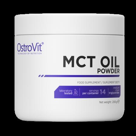 Ostrovit - MCT Oil v prahu...