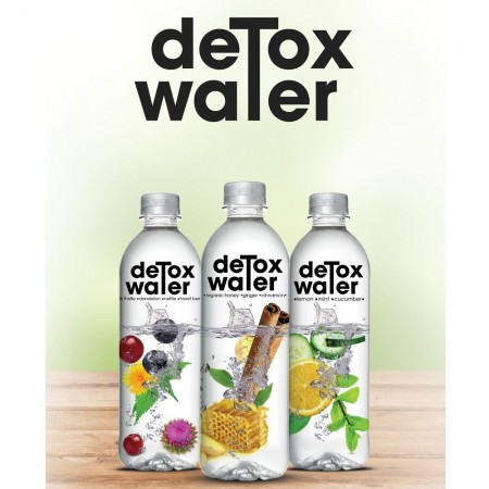 DUM DUM  - DETOX water 500ml