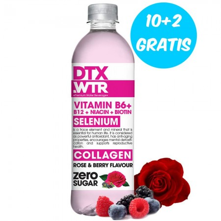 DUM DUM - DTX Rose & Berry...