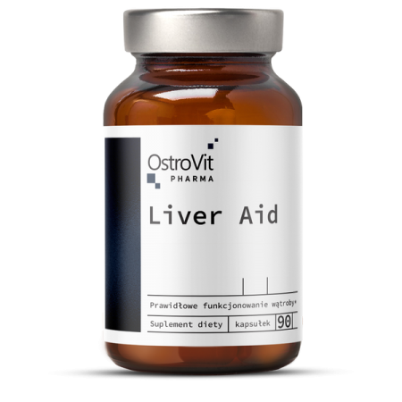 OstroVit Pharma - Liver Aid...