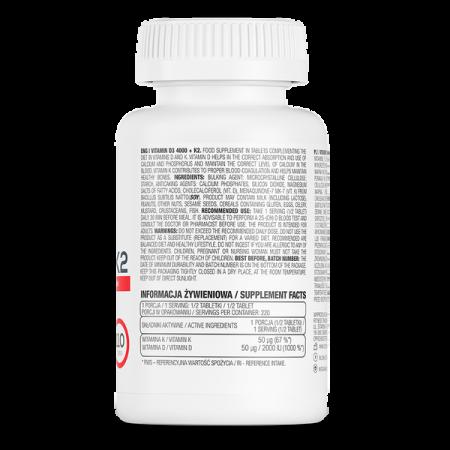 OstroVit - Vitamin D3 4000...