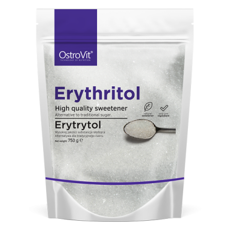 OstroVit - Eritritol 750 g