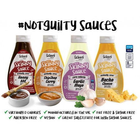 Skinny Foods - Sweet & Sour...
