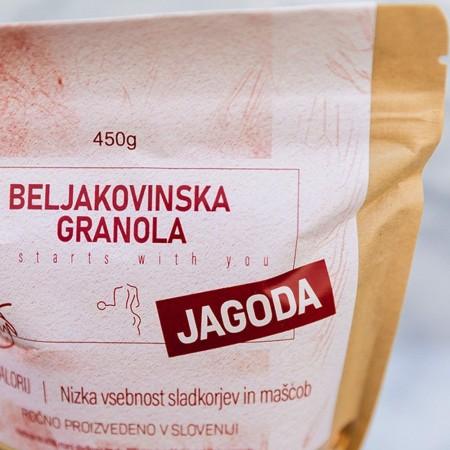 SWY - Beljakovinska Granula...