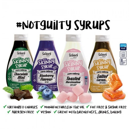 Skinny Foods - Sirup 425 ml...