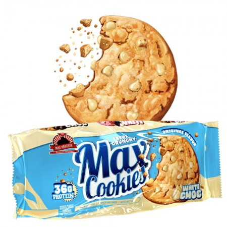 Max Protein - Max Cookies...