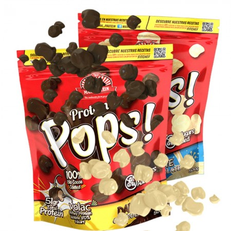 Max Protein - Protein Pops...