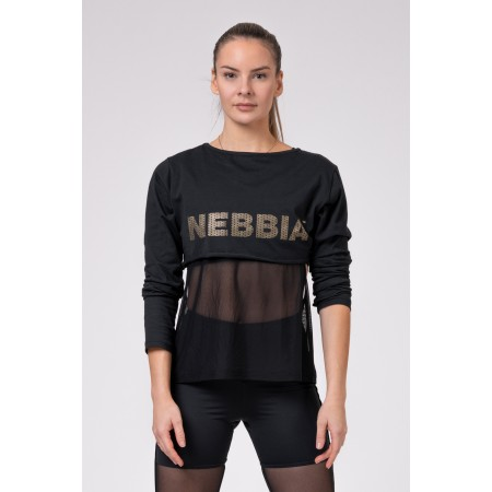 Nebbia - INTENSE Mesh T-shirt