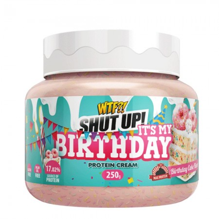 Max Protein - WTF Birthday...
