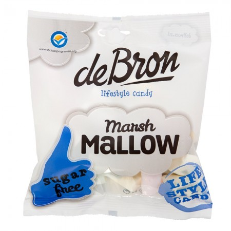 De Bron - Marsh Mallow 75g...