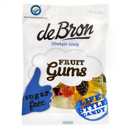 De Bron - Fruit Gums 100g -...