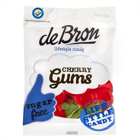 De Bron - Cherry Gums 90g -...