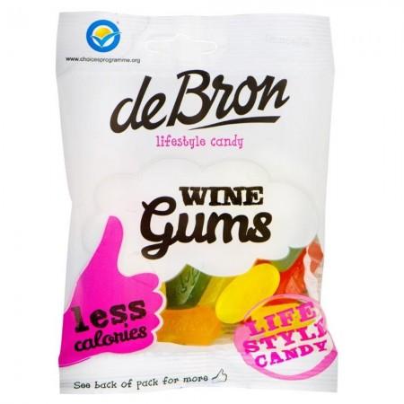De Bron - Wine Gums 100g -...