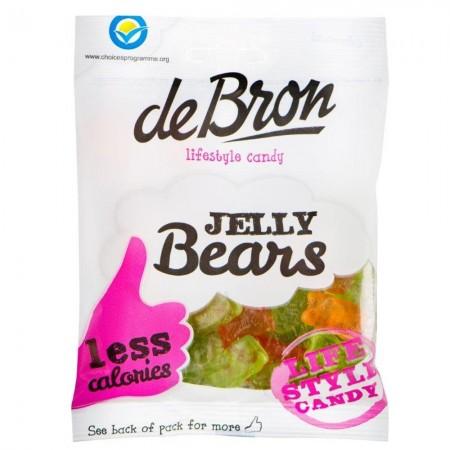 De Bron - Jelly Bears 90g -...