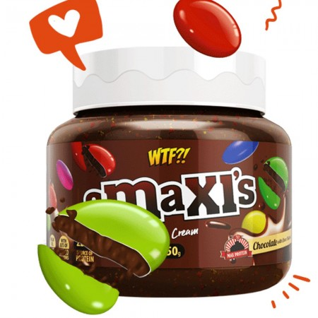 Max Protein - WTF| S-MAXis...