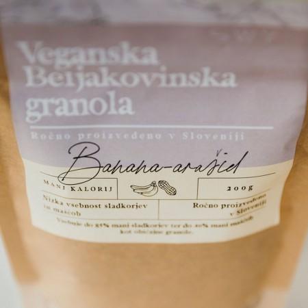 SWY - Beljakovinska Granola...