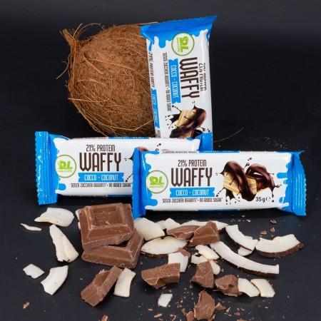 DailyLife - Waffy 35g - Kokos